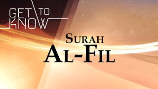 GET TO KNOW: Ep. 21 - Surah Al-Fil - Nouman Ali Khan - Quran Weekly