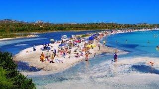Spiaggia La Cinta, San Teodoro - Sardinia Italy