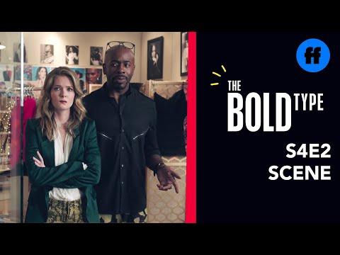 The Bold Type Season 4, Episode 2   Sutton Confides In Oliver   Freeform