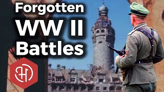 A List Of The World War Ii Battles Involving Germany