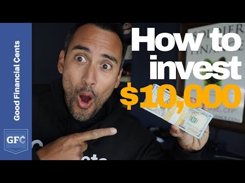 How to Invest $10,000 💰(real life strategies)