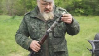 Испытание гранатомётов . В войска через заводские испытания..
