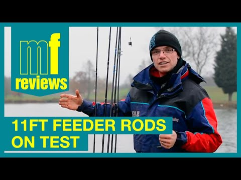 Feeder Fishing - 11ft Feeder rods - REVIEWED