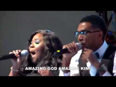 AMAZING GOD - Sonnie Badu (Official Live Recording) Extended Version