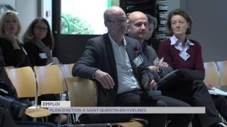 Emploi : plan d'action à Saint-Quentin-en-Yvelines