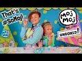 Unboxed! | Moj Moj | Episode 1: That's #SoMoj! | Squishy Toy Video for Kids