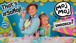 Unboxed! | Moj Moj | Episode 1: That's #SoMoj! | Squishy Toy Video for Kids