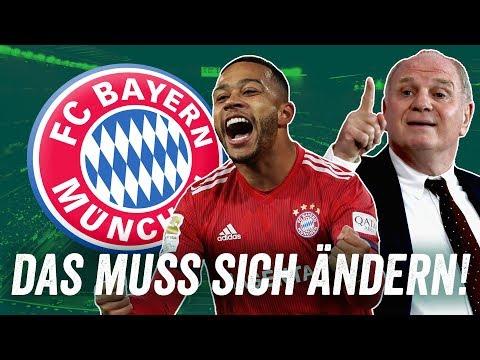Hoeneß raus? Zidane als Trainer? Martial & Rebic als Transfers? Das XXL-Q&A zum FC Bayern München!