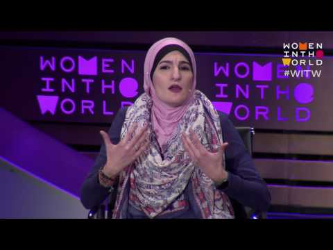 'The Resisters' panel from the 2017 Women in the World New Y