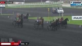 Vidéo de la course PMU LETROT OPEN DES REGIONS - 5 ANS