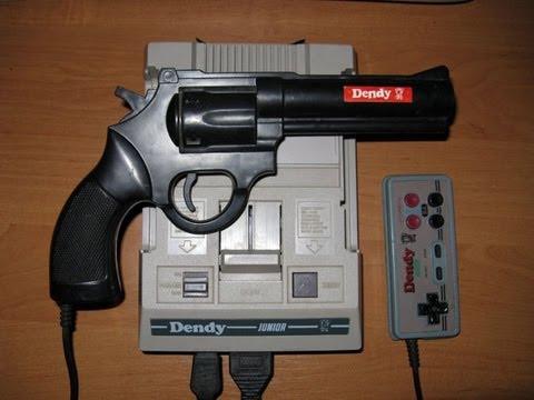 Игры на денди с пистолетом