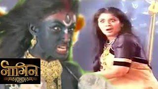 naagin shivanya to kill yamini in maa kaali avtaar naagin colors
