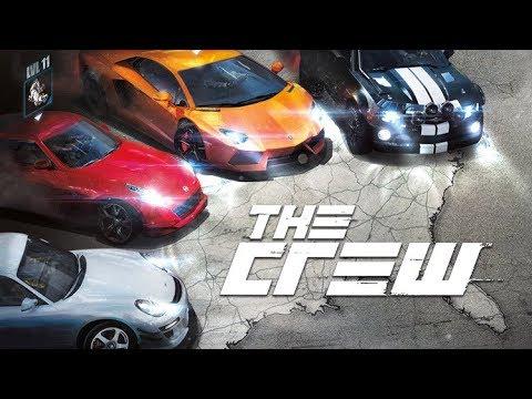 The Crew - test course 5-10 (Five Ten)