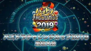 パズドラチャレンジカップ2019愛知大会