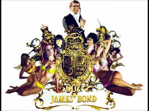 On Her Majesty's Secret Service Metal Cover