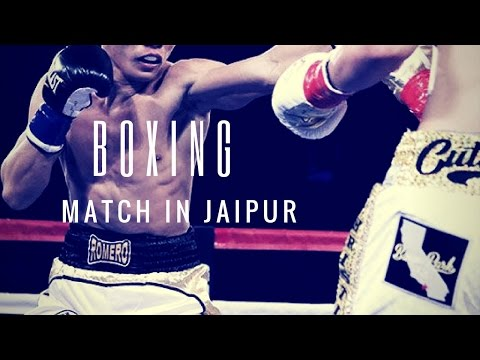 boxing match in jaipur sport#3