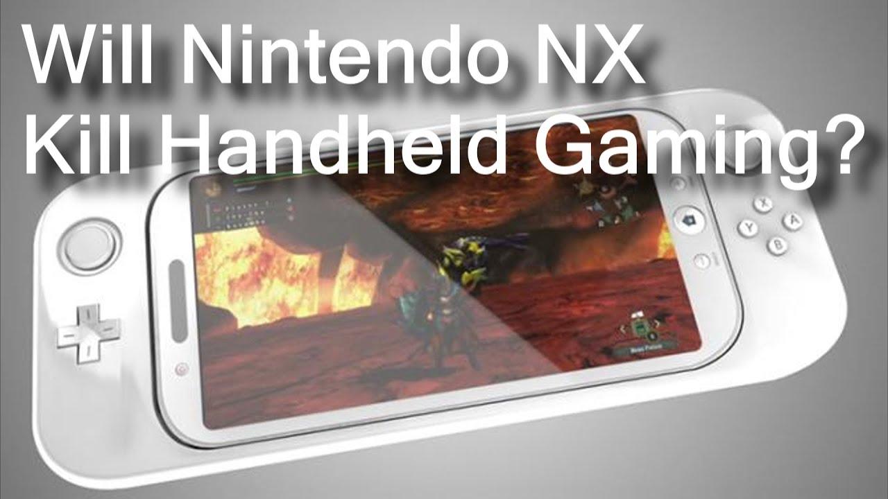 Download Will Nintendo NX Kill Handheld Gaming?