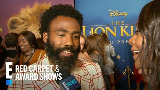 """Donald Glover's Advice to Halle Bailey Amid """"Little Mermaid"""" Backlash 