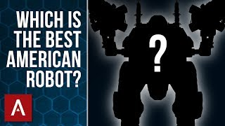 War Robots [WR] - Which is the BEST American Robot?