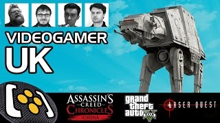 Star Wars Battlefront, Assassin's Creed Chronicles, GTA V PC - VideoGamer UK Podcast