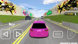 Racing Stars New Car Unlocked and Full Upgraded Car Driving Game Highway Speed - Android GamePlay 3D