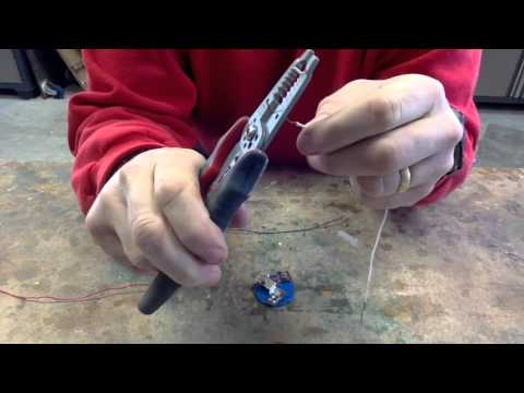 Making a simple series circuit
