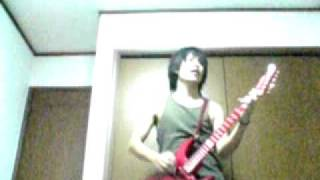 はじめてのギター(・∀・)