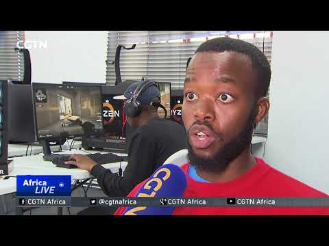 Professional gaming on the rise in Soweto Township