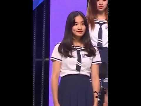 Idol School Special Stage-Because Im Pretty Herin Focus