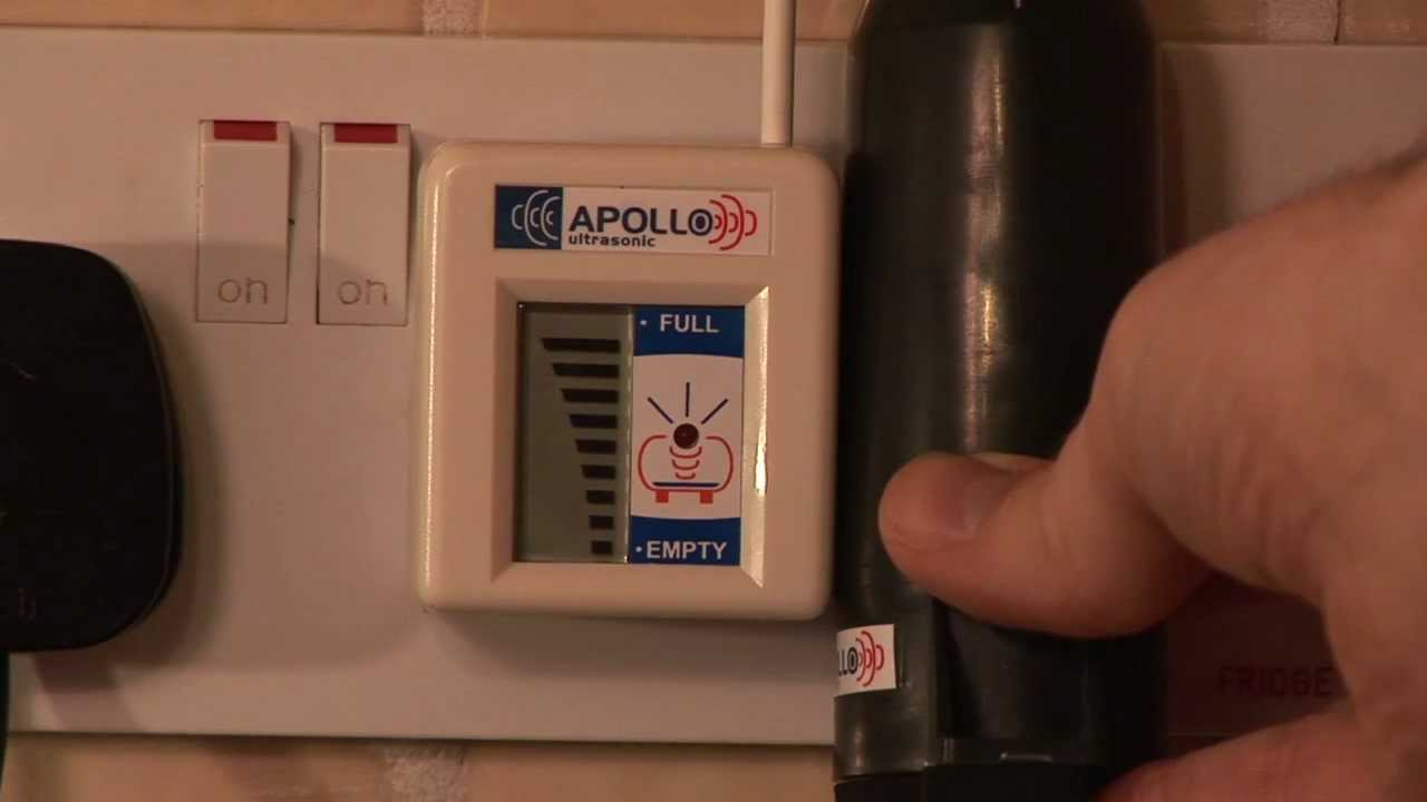 Apollo Standard Oil Tank Gauge Installation Video Youtube