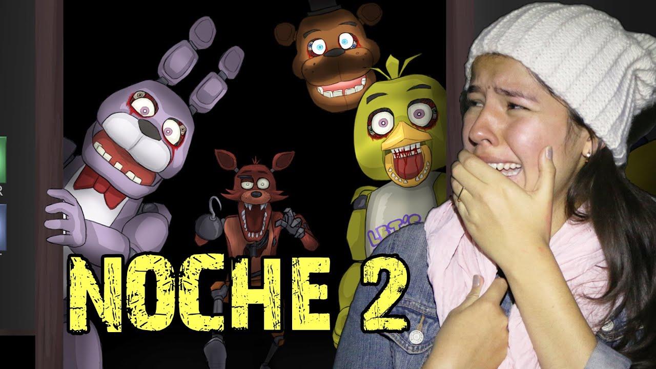 Download ESTÁ HORRIBLE ESTE TRABAJO O.O | Five Nights At Freddy's 2 NOCHE 2