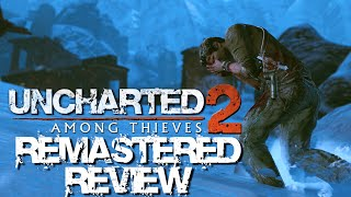Uncharted 2: Among Thieves Remastered REVIEW