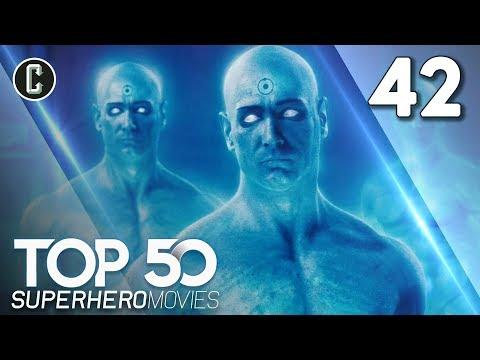 Top 50 Superhero Movies: Watchmen - #42