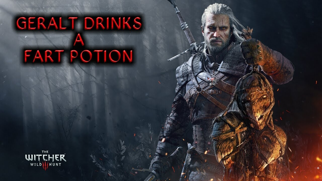 Witcher 3 More Potion Slots