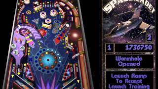 valdisystem Attempts: Full Tilt Pinball (Part 1): Space Cadet