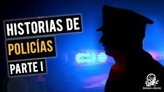 HISTORIAS DE POLICÍAS I (RELATOS DE TERROR)