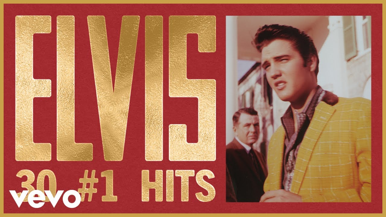Elvis Presley - Stuck On You (Official Audio)