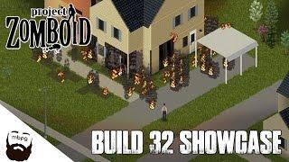 PROJECT ZOMBOID - Build 32 Showcase