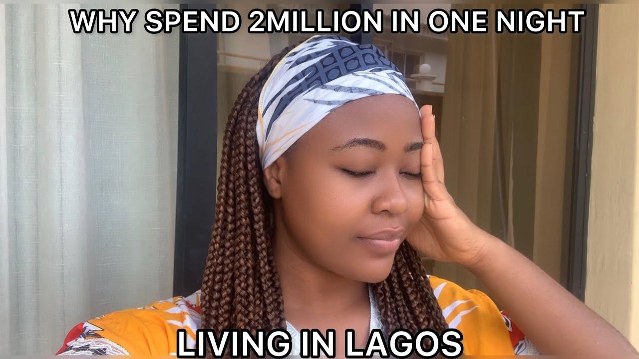Download LIVING IN LAGOS #14- Lagos Vlog || We Spent 2MILLION NAIRA in the BIGGEST CLUB in Lagos!