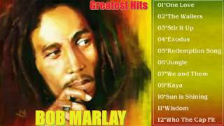 Download lagu Bob Marley Greatest Hits Best Songs Of Bob Marley Nonstop Playlist MP3