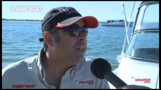 Streaker 5700 Commander Australia's Greatest Trailer Boats HD
