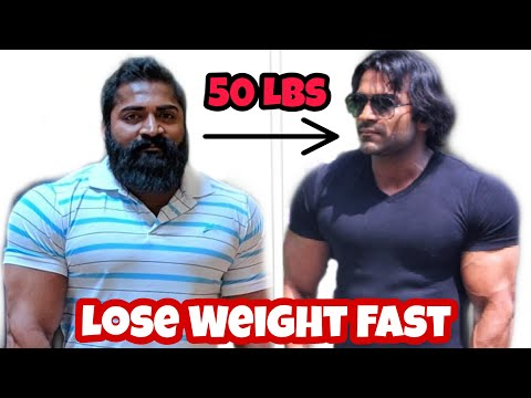 How to Lose Weight Fast Without Exercise | How to Lose Weight Fast Without Diet |  Lose Weight Fast