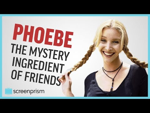 Phoebe Buffay, the Mystery Ingredient of Friends
