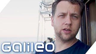 10 Fragen an einen Seenotretter | Galileo | ProSieben
