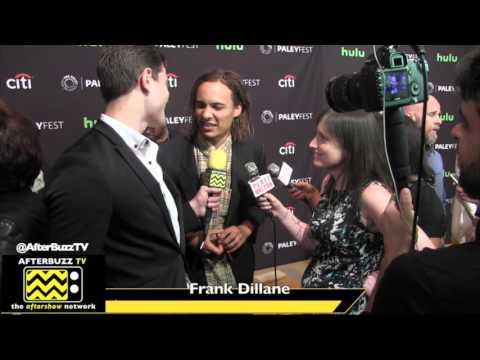 Frank Dillane Interview   Paley Fest 2016   Fear the Walking Dead