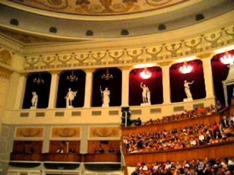 Novosibirsk State Opera and Ballet Theater inside