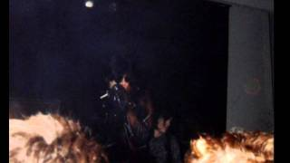 The Sisters Of Mercy - A Rock And A Hard Place (Manchester University 13th Oct 1984)
