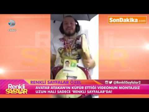 Atakan'ın Küfür Videosunun Montajsız Hali