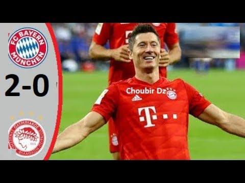 Bayern München Olympiakos Piräus