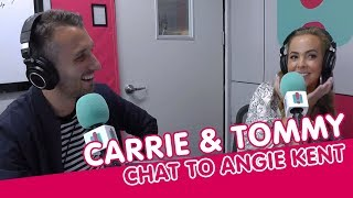 Angie Might Have Just Spoiled Bachelorette Home Town Visits | Carrie & Tommy